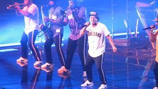 Bruno Mars Treasure Chicago 8 19 17