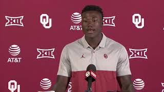 OU Football: Kenneth Murray