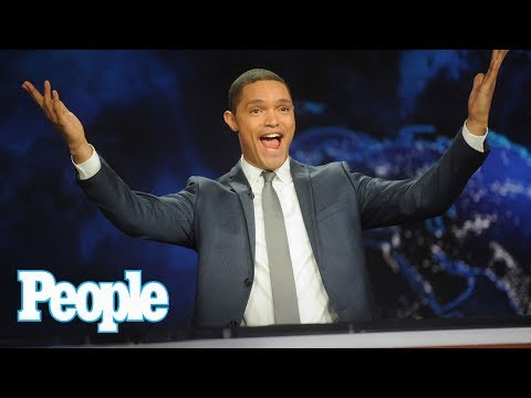 The Daily Show: Trevor Noah Reveals How His Mom Is The 'Hero Of His Life'   People NOW   People
