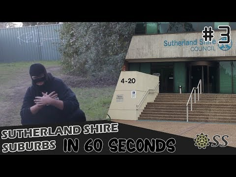 Sutherland Shire Suburbs In 60 Seconds #3 - Shire Safe Media