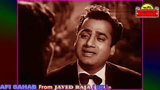 MOHAMMED RAFI SAHAB~Film~AKHRI DAO~{1958}~Tujhe Kya Sunaoon Mein Dilruba~[* TRIBUTE To MADAN MOHAN*]