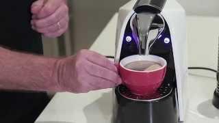 Long Black Tutorial :: Justin Metcalf Coffee Capsules