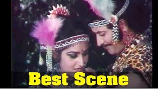 Villalan Ekalaivan Movie : Jayapradha, And Krishna, Love Scene