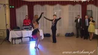 Wesele  -Taniec- I Paulina  Bartek I