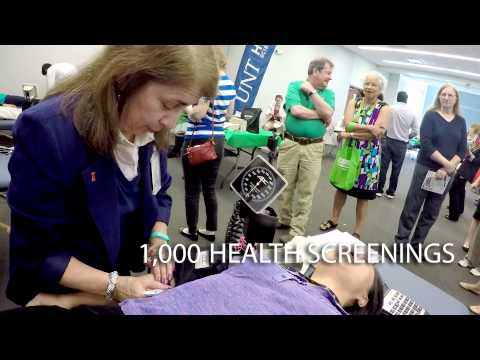 2015 Solutions Fair in 60 Seconds
