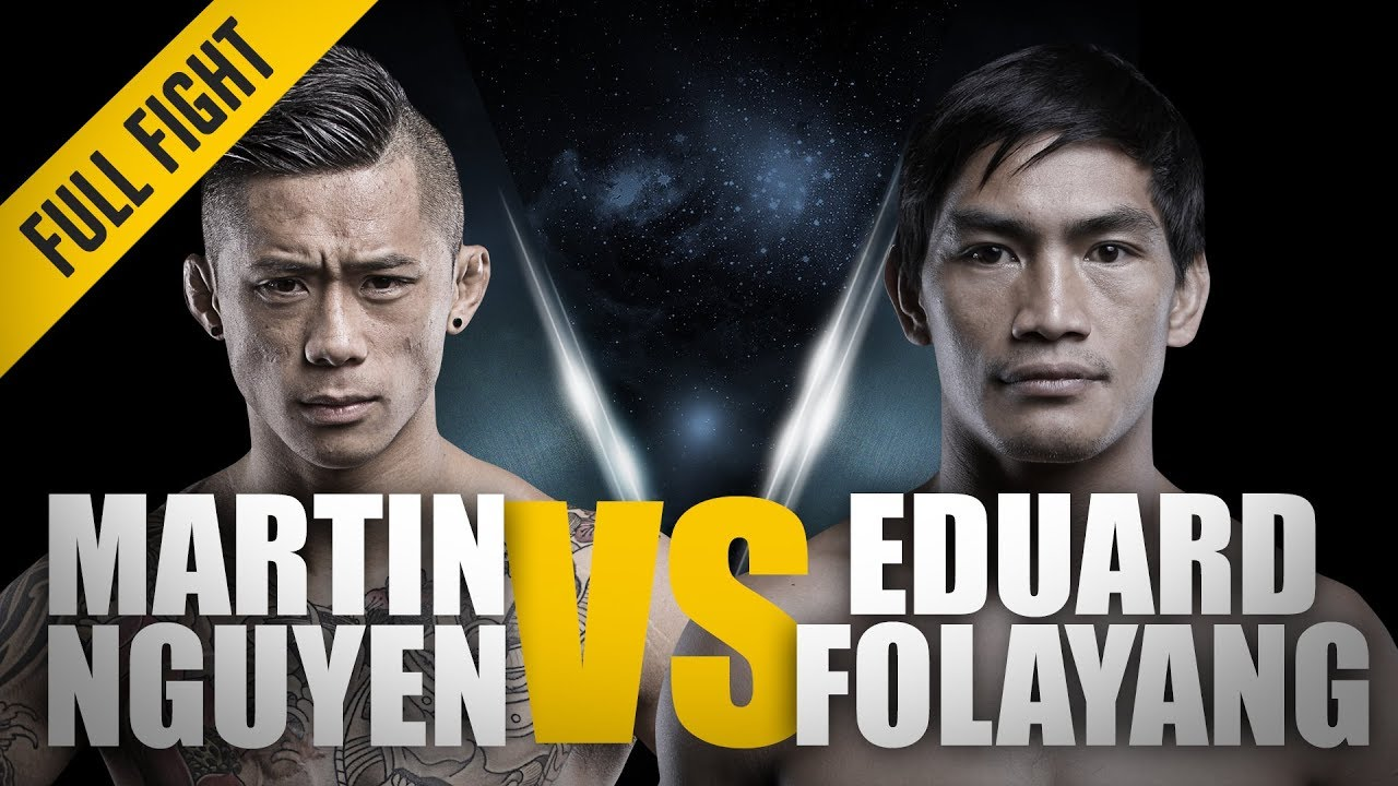Download ONE: Full Fight | Martin Nguyen vs. Eduard Folayang | World Champion vs. World Champion | Nov 2017
