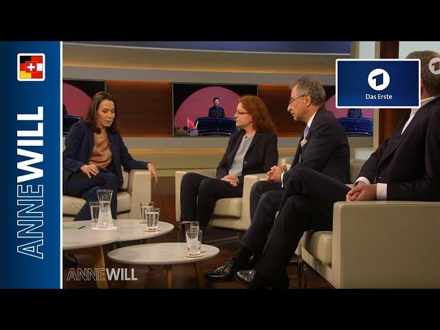Anne Will - 24.11.2019 - Wirtschaftsmacht und Überwachungsstaat - kann man China vertrauen? (ARD)