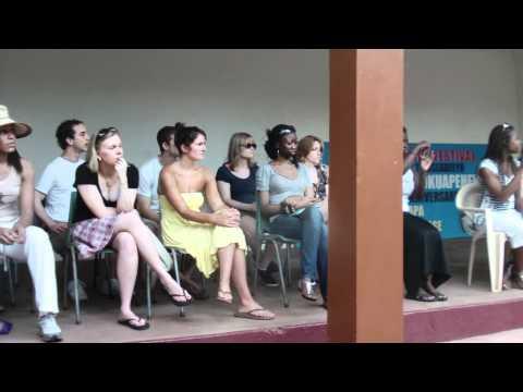 Visit Akropong Ghana