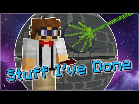 What has LogicalGeekBoy done in Minecraft? | Mega Bases, Tutorials and OP Farms!