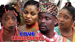 """New Hit Movie """"LOVE CONSEQUENCE"""" Season 1&2 - (Zubby Michael) 2019 Latest Nollywood Epic Movie"""