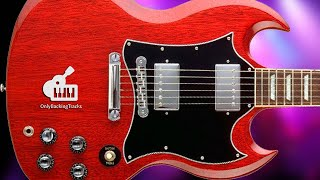 E Minor Instrumental Rock Ballad - Guitar Backing Track (2018)