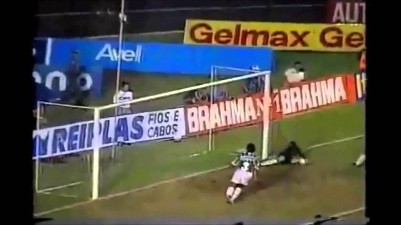 Santo André 0 x 1 Palmeiras (Campeonato Paulista 1994) - YouTube