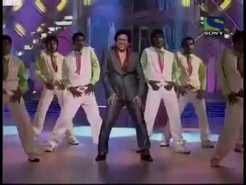 Govinda - Jhalak Dikhla Jaa - Grand Premier - 12th December 2010.mp4