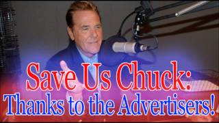 Save Us Chuck - Thanks to the Advertisers!