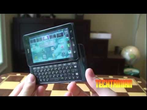 Droid 3 / XT860 Review!