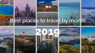 Top 10 Most Beautiful Places in the World 2019 | Ultimate Travel List