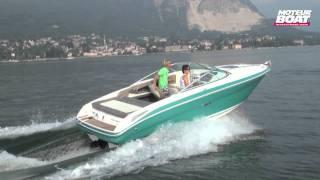 SEA RAY 210 OVERNIGHTER - Essai moteurboat.com