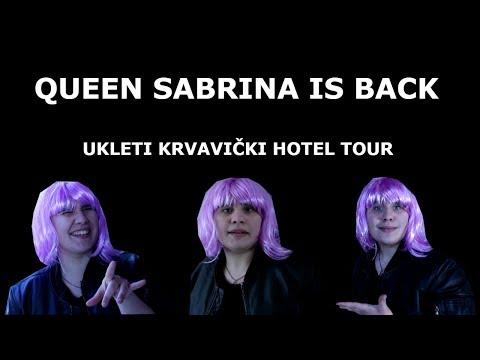 HAUNTED HOTEL TOUR (SABRINA)