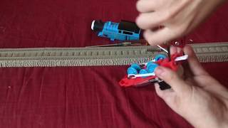 How to take apart and rebuild a 2006 hit toy company Thomas.