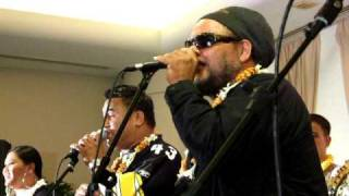 B.E.T.- Big Every Time:  Polynesian P-Funk (hip-hop/reggae)