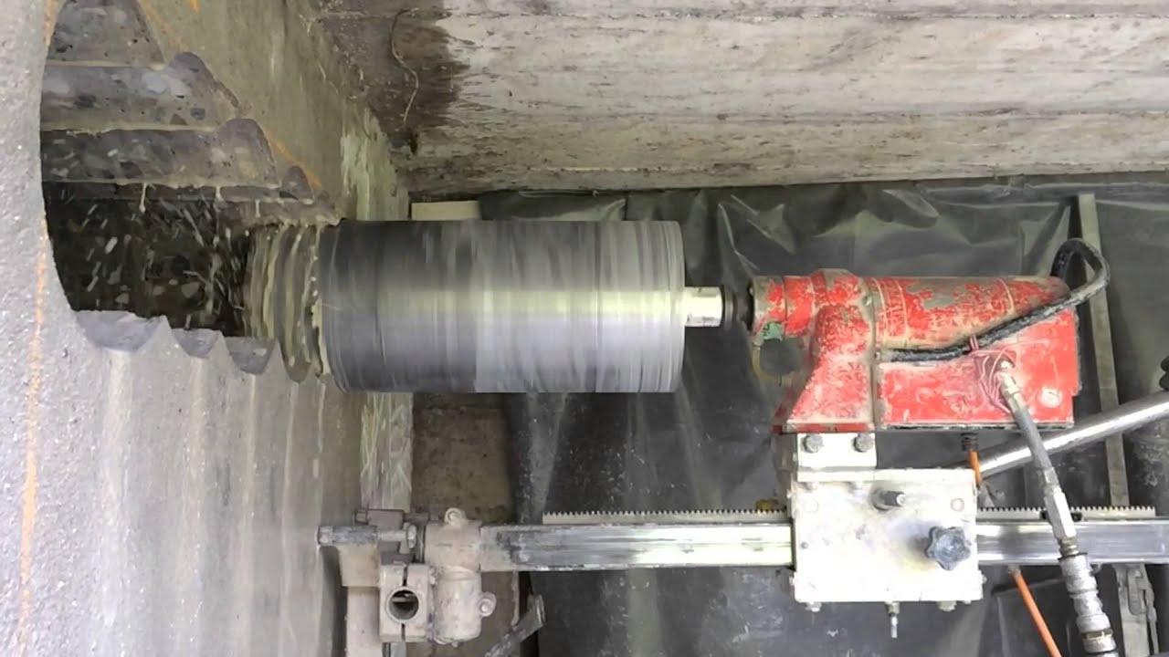 fankhauser gmbh beton bohren und beton schneiden youtube