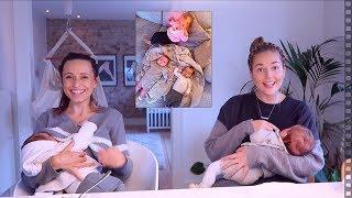 Влог: Първа среща на София и Сиена с братовчедка им в Дания