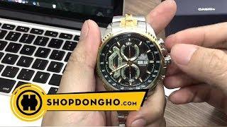 CASIO EF-558SG-1AVUDF | ShopDongHo.com