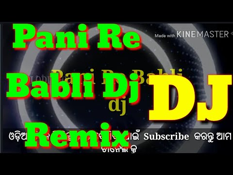 Pani Re Babli Dj    Dance  Mix Song 2017