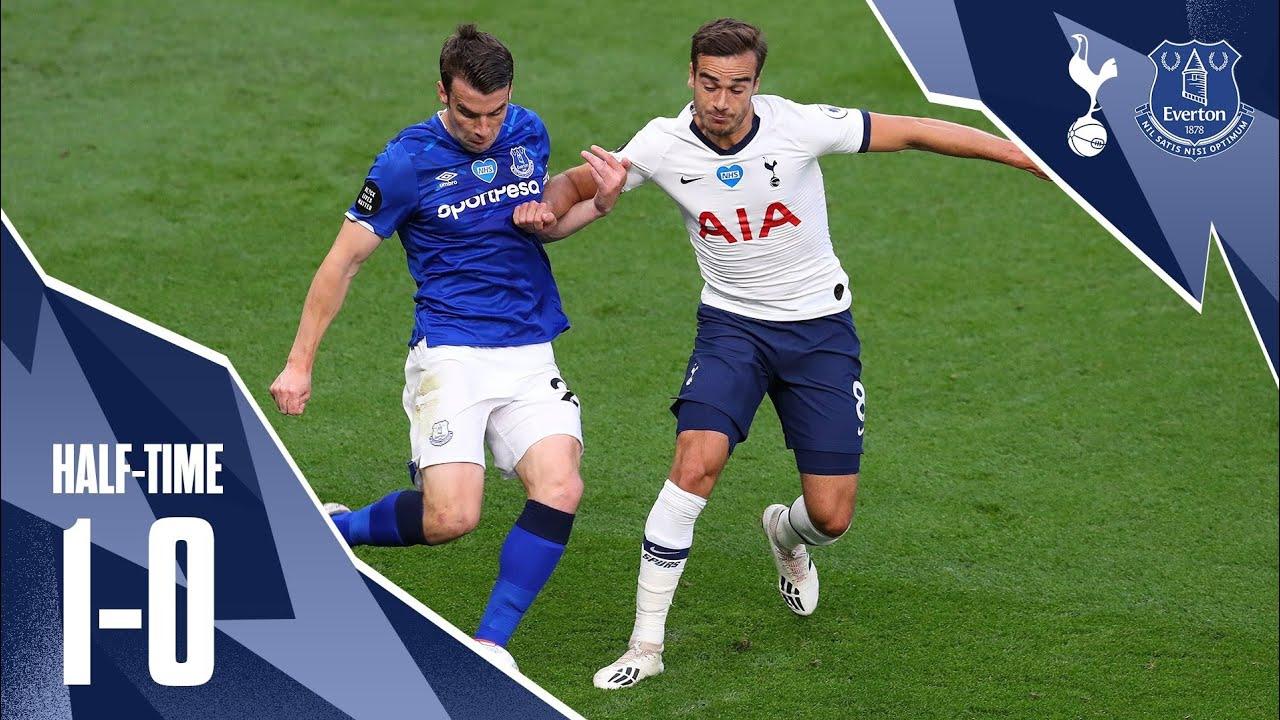 Tottenham Hotspur 1-0 Everton Highlights - YouTube