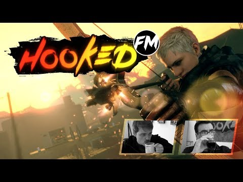 Hooked FM #160 - Metal Gear Survive, Valkyria Chronicles 4 Demo, Mute, Disaster Artist & mehr!