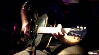 "Scott H Biram ""Mean Old Frisco Blues"" 2012 Stickyz Little Rock 6-26"