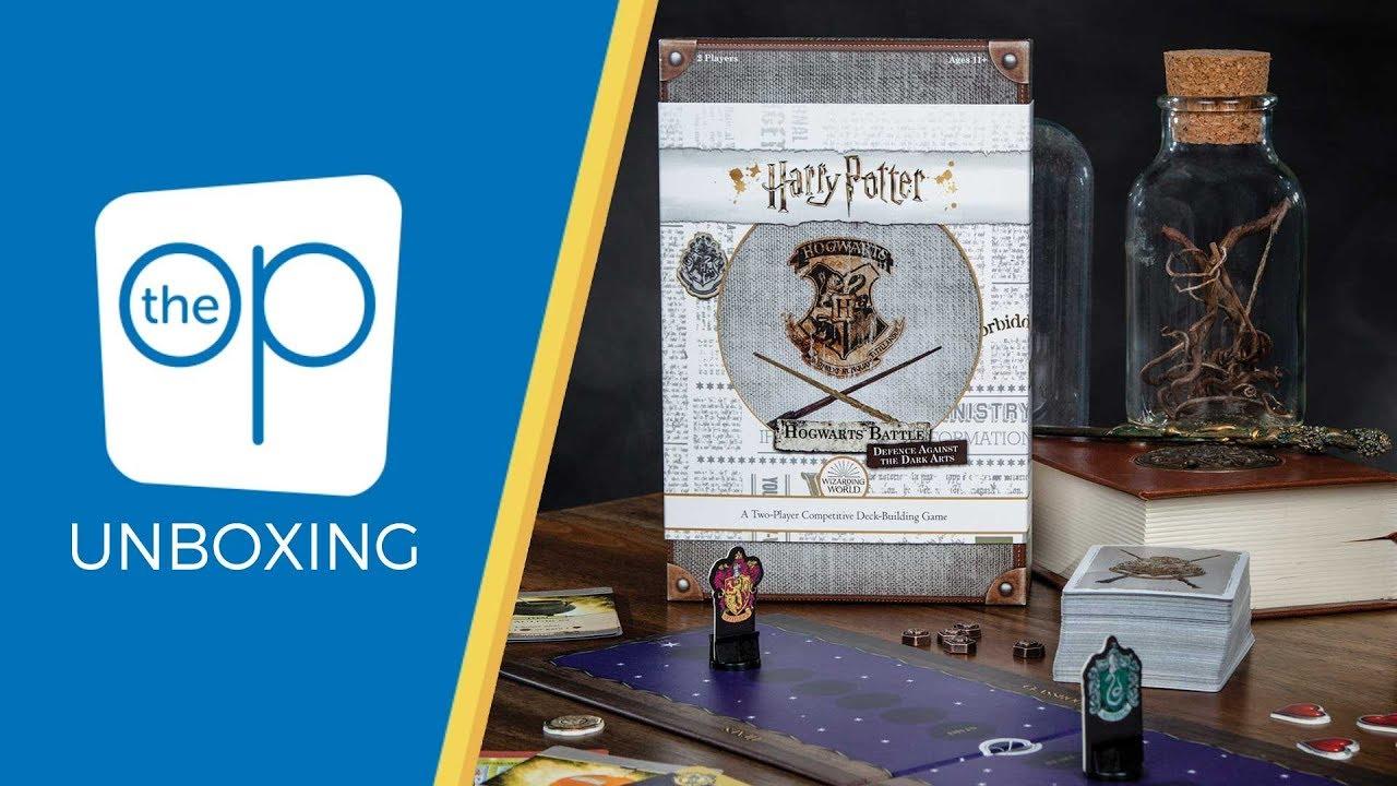 Harry Potter Hogwarts Battle Defence Against The Dark Arts Game