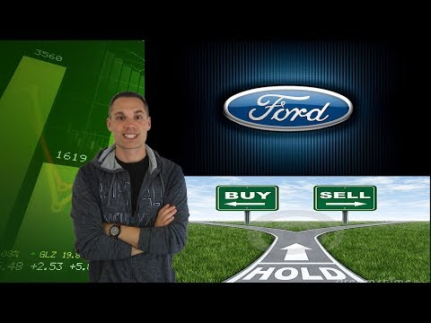 Is Ford Stock A Buy In 2017??? (AWOF)