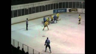 Gambar cover Хоккей. ХК «Липецк» - ХК «Белгород» - 5:2