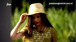 Junior Songfestival - Kim - Digidoe - Officiële Videoclip (2012)