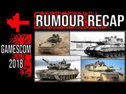 War Thunder - Gamescom Rumour Recap