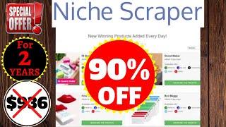 Niche Scraper Reviews Video in MP4,HD MP4,FULL HD Mp4 Format