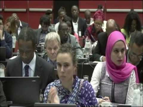 African Internet Governance Forum 2016 - Day1  Session 2