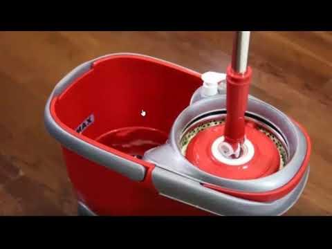 Galeata cu centrifuga si mop rotativ