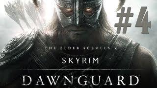 SKYRIM - серия 44 [Dawnguard #4. Таинственные подземелья]