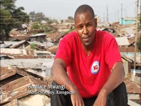 Life on the Edge: Biker Boys, Leaders of the pack - slum upgrading & the MDGs in Kenya's Dirt Island