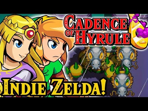 Is Cadence of Hyrule a New Zelda Game?