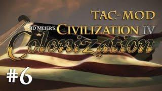 Lets Play Civ 4 Colonization (TAC) #6: Trois-Rivières - Nouvelle-France (Deutsch)