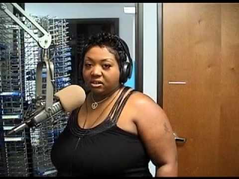 Sonya Walker studio interview