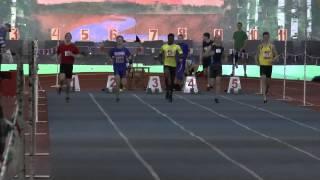 Финал бег на 60 метров 4 забег