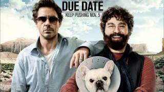 Due Date Soundtrack -  Ice Cube Check  Yo Self