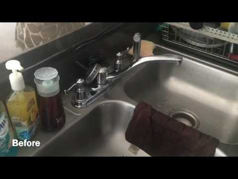 DIY: Kitchen Faucet Installation | Pfister 💦 - YouTube