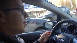 "Тест-драйв Ford Fiesta от портала ""АвтоКультура"""