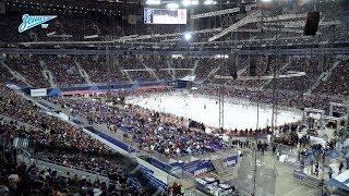 «Зенит-ТВ»: как «Газпром Арена» стала хоккейным стадионом