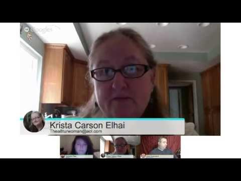 TheatreCast #32- Teaching Theatre at a  International Baccalaureate school- Krista Carson Elhai